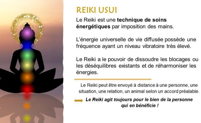 Présentation Reiki