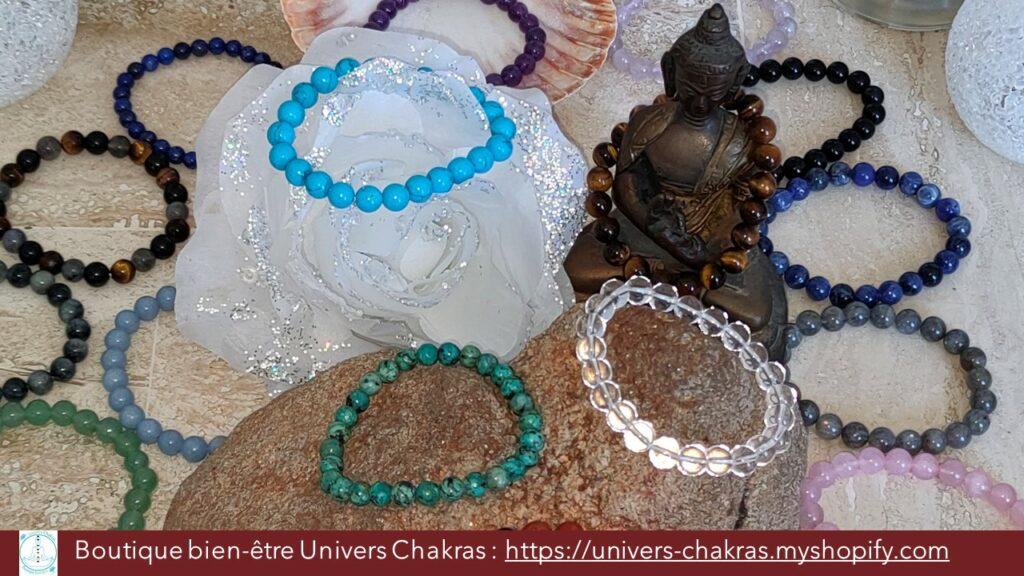 Boutique bien-être : Univers-Chakras