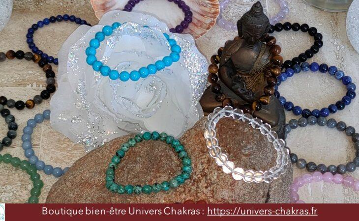 Boutique bien-être Univers Chakras